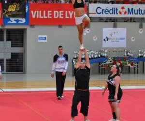 Les griffons fédinois, cheerleading