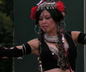 Ayse dance tribal § oriental