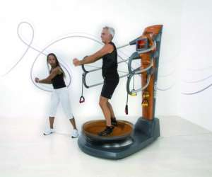 Fitness center - mince alors !
