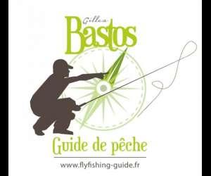 Gilles bastos, guide de pêche
