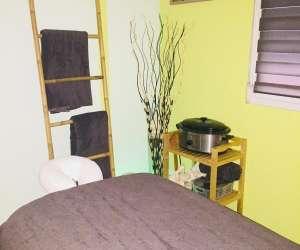 Ylang ylang massage bien-etre