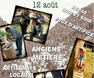 """Comité des fêtes du bonhomme - """"  37ièmes traditions pa"""