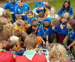 Scouts et guides de france groupe d