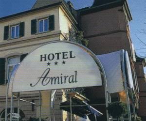 Hôtel amiral