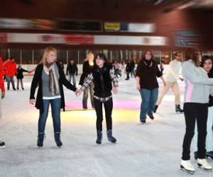 Patinoire olympique