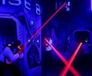 u.s.s starship laser