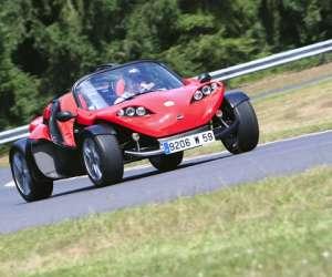 Modeme automobiles de sport