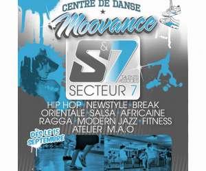 Urban city - centre de danse moovance