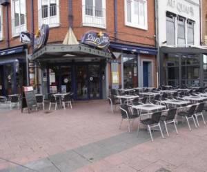 Café brasserie l