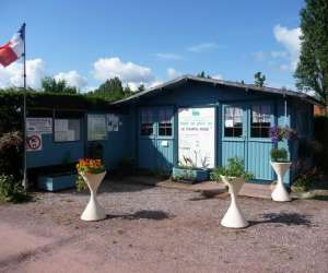 Camping le courtil rose
