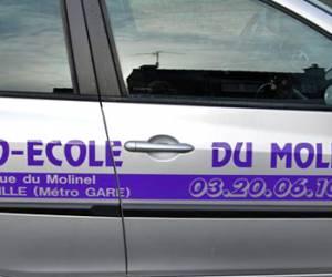 Auto ecole du molinel