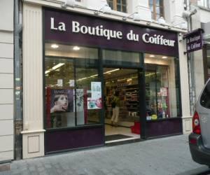 la boutique du coiffeur