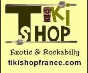 Tiki shop - la ferme du moaï