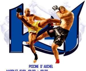 Boxe americaine et kick boxing