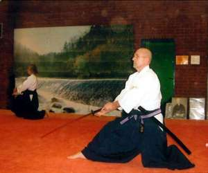 Jujitsu traditionnel