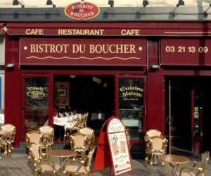"Restaurant  "" le bistrot du boucher """