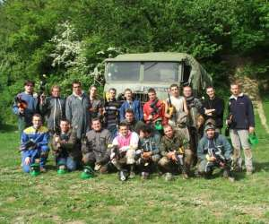 Paintball vilaine
