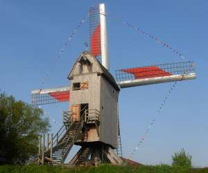Le moulin de la roome