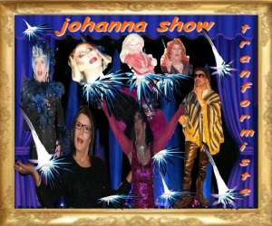 Transformiste johanna show