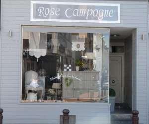 Boutique de déco rose campagne