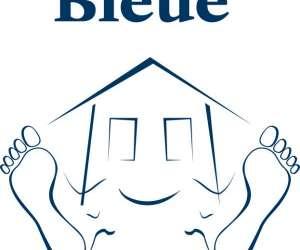 La maison bleue - nouveau lieu de bien être