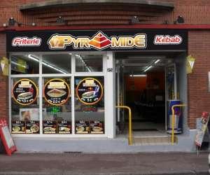 La pyramide - kebab frites - livraison à domicile