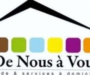 De nous à vous : aide & services à domicile