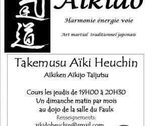 Takemusu aïkido heuchin
