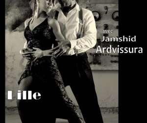 Ardvissura    jamshid    -  cours de   tango argentin