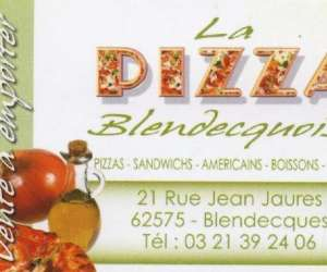 La pizza blendecquoise
