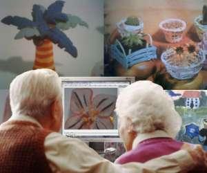 Arthérapie pour personnes âgées
