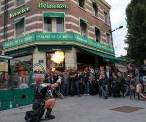Le palais de la bière
