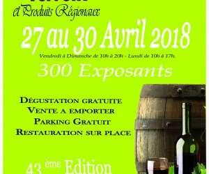 Salon les vins de terroir et produits regionaux