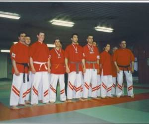 Arts  martiaux  valenciennes  -  karate