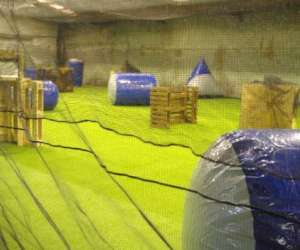 Lys paintball indoor