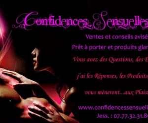 Confidences sensuelles