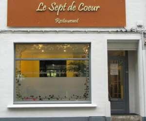 Le sept de coeur - restaurant