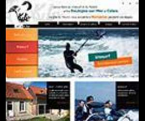 Bed and  kite  / stand up paddle / cerf-volant / kitesu
