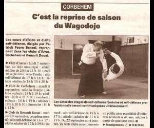Club aikido wagodojo