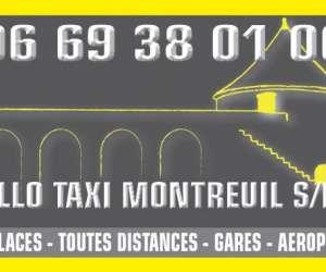 Allo taxi montreuil sur mer