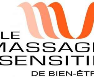 Praticienne certifiée en massage sensitif ®