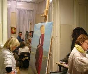Atelier seynaeve -  atelier-de-peinture