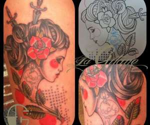 La gitane tatouages