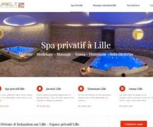 """1 spa privatif- """"muriel t"""" centre de beauté"""
