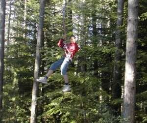 Lys aventure -  parcours acrobatique forestier