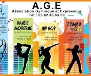 A.g.e  associaton gymnique et expression