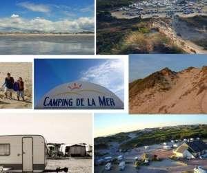 Camping de la mer