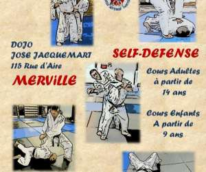 ecole de jujitsu self dÉfense