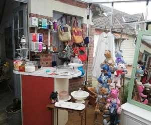 Concept store fifi au jardin boutique salon de thé