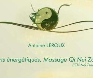 Antoine leroux - soins énergétiques, massage qi nei zan